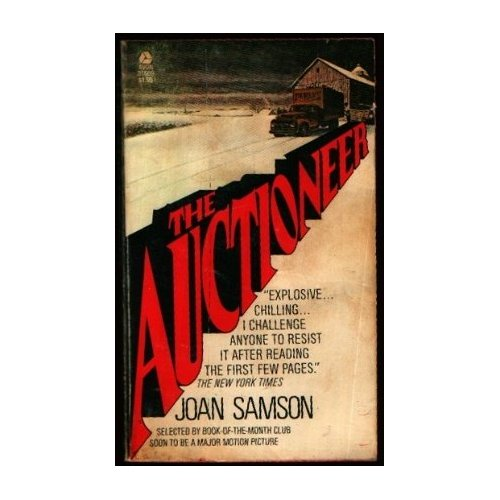 The Auctioneer is a horror novel of the 70s written by Joan Samson.
